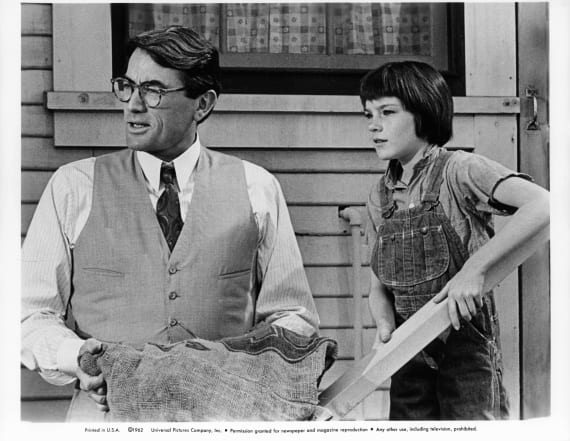 See Scout from 'To Kill a Mockingbird' today at 65