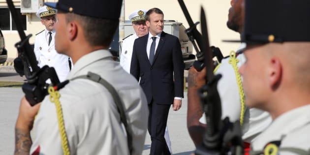 Après les Émirats, Macron se rend en Arabie saoudite ce jeudi soir.