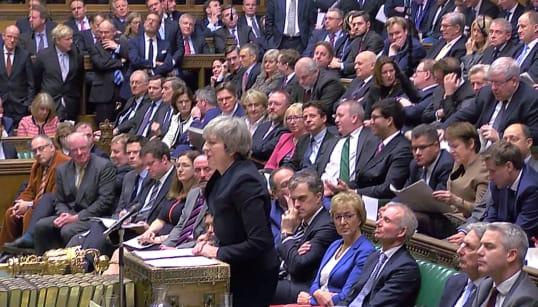 EXCLUSIF HUFFPOST UK - Brexit: un vote par élimination pour éviter la