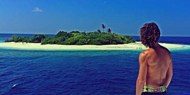 Laurent Maistret dément les accusations des internautes sur ses prétendues fausses photos prises aux Maldives