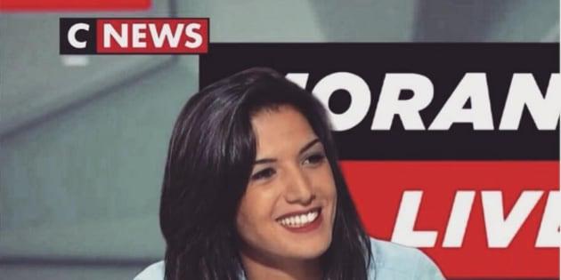 """Farah RK démissionne de l'émission de Morandini sur CNews: """"90 euros, quand tu fais absolument tout, c'est inconcevable !"""""""