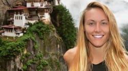 Cette jeune femme s'apprête à battre un record du monde que vous allez