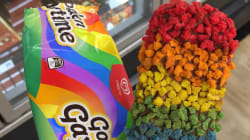 The Rainbow Golden Gaytime Is Now A Thing You Need To Know