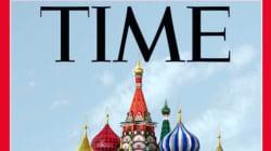 La couverture du Time se passe de