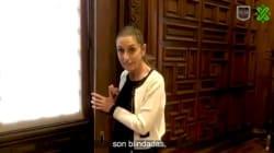 Claudia Sheinbaum revela que Mancera instaló ventanas blindadas en su