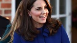Kate Middleton non si toglie mai il cappotto in pubblico (per una ragione ben