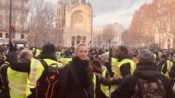 Uma Thurman et Owen Wilson repérés en marge des manifestations des gilets