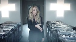 Céline Dion's Clothing Line For Kids Is Satanic, Says Actual