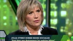 La amarga queja de Julia Otero tras esta promesa que le hizo Mariano