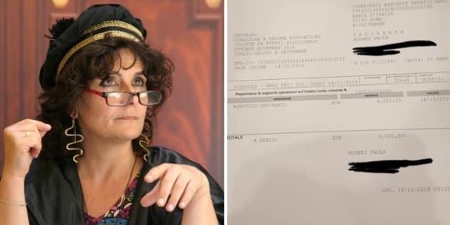 """Paola Nugnes pubblica i bonifici delle restituzioni e avverte: """"La diffamazione è reato penale"""""""