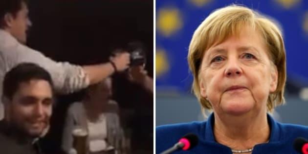 Germania, giovani Cdu imbarazzano Angela Merkel: i militanti