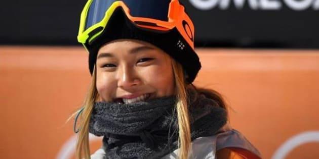 Suspendu pour un commentaire obscène sur Chloe Kim (17 ans)