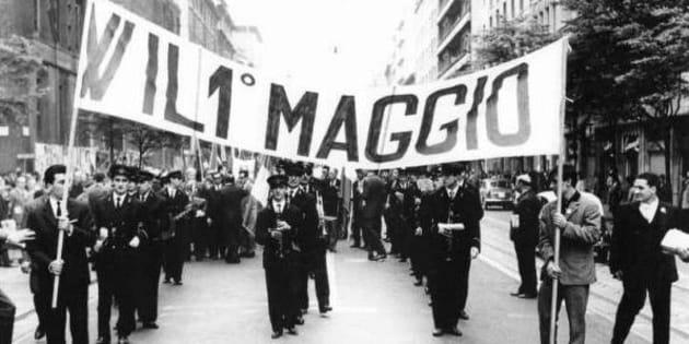 Risultati immagini per 1 maggio in italia crispi