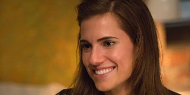 Allison Williams is keen for Marnie to stop making the same mistakes over and over
