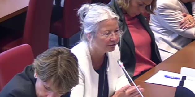 La députée de l'Oise Agnès Thill n'en est pas à sa première sortie polémique.