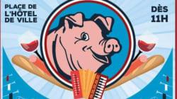 Face à la polémique sur la Fête du Cochon à Hayange, Eve Angeli annule sa