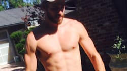 Les shorts moulants de Liam Hemsworth ne laissent aucune place à