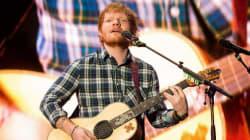 Harcelé, Ed Sheeran quitte