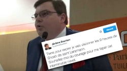 Condamné à 11.000 euros d'amende, le directeur antisémite de