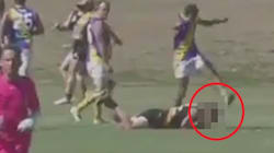 QLD Aussie Rules Player Charged With Assault For Sickening