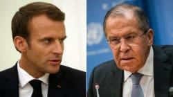 Macron riceve Lavrov: un patto francorusso per risalire la china dall'affaire