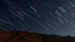 La plus belle pluie d'étoiles filantes de l'année visible ce mercredi