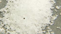 The World's Tiniest Computer Is Smaller Than A Grain Of