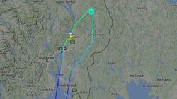 Un avion rempli de plombiers contraint de faire demi-tour à cause d'un problème de...