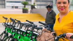 VBike: una revolución ciclista por el aire limpio en