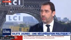 Castaner se paye Mélenchon et Le Pen en une