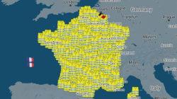 La carte des 2000 manifestations des gilets