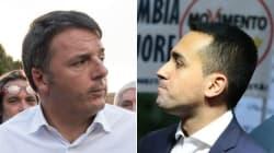 Renzi irride Di Maio sul testo della pace fiscale: