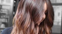 Cette couleur de cheveux veut vous apporter un peu de
