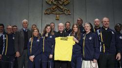 Le Vatican veut participer aux Jeux