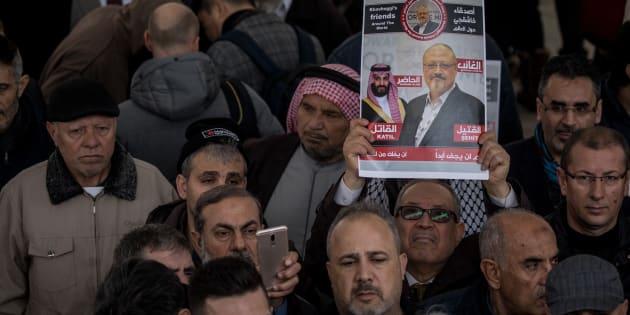Caso Khashoggi, Riad