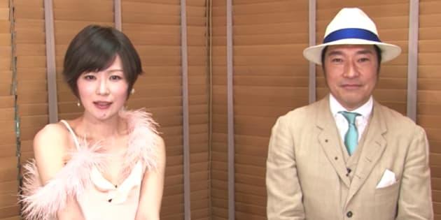 「椎名林檎とトータス松本『目抜き通り』スペシャルインタビュームービー」より