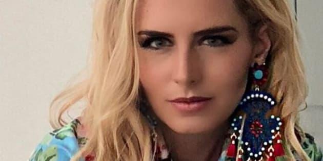Ella es Tania Ruiz, la joven vinculada con Enrique Peña Nieto