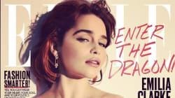 Emilia Clarke ne s'excusera pas pour les scènes de sexe et de nudité dans «Game of