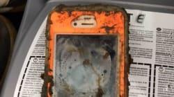It Lives! iPhone Survives Months
