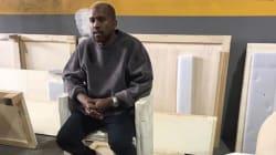 Kanye West réapparaît pour la première fois depuis son hospitalisation (et il est