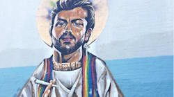 This Stunning Mural In Sydney Depicts George Michael As