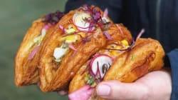 Le « tacro », l'improbable sandwich de San Francisco entre le croissant et le