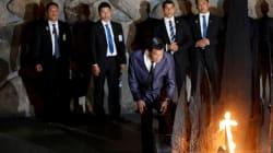 Duterte, qui s'était comparé à Hitler, en visite au mémorial de la Shoah à