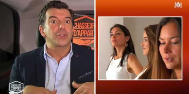 """Stéphane Plaza réagit aux accusations de sexisme dans """"Chasseurs d'appart'"""""""