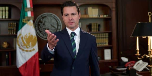 El presidente Enrique Peña Nieto dijo en un video que México está listo para llegar a acuerdos con EU, pero no con base en la frustración de Trump.