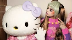 Ryan Lo's London Fashion Week Collection Is Every Hello Kitty Fan's