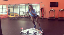 AFL Star's Insane Workout Will Make You Rethink Skipping Leg