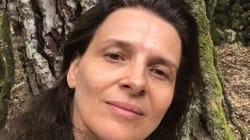 Juliette Binoche fait une déclaration d'amour... aux