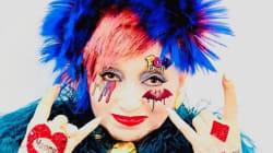 黒柳徹子、ピンク×青ヘアーのファンキーファッション披露し絶賛の声「違和感あまり無いのが凄い」