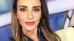 Conductora de ESPN niega ser amante de Zague y demandará a la